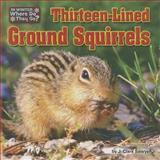 Thirteen-Lined Ground Squirrels, J. Clark Sawyer, 1627243178