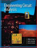 Engineering Circuit Analysis, Hayt, William H. and Kemmerly, Jack, 0073263184