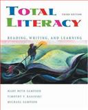 Total Literacy : Reading, Writing, and Learning, Rasinski, Timothy V. and Sampson, Michael R., 0534603181