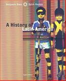 A History of Latin America, Keen, Benjamin and Haynes, Keith, 0618783180
