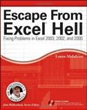 Escape from Excel Hell, Loren Abdulezer, 0471773182
