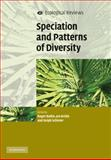 Speciation and Patterns of Diversity, , 0521883180