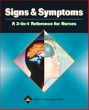 Signs and Symptoms : A 2-in-1 Reference for Nurses, Springhouse Publishing Company Staff, 1582553181
