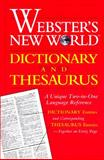Dictionary and Thesaurus, Webster's New World Staff, 002861318X
