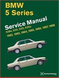 BMW 5-Series Service Manual 9780837603186