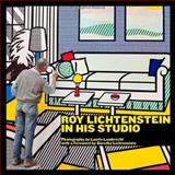 Roy Lichtenstein in His Studio, Laurie Lambrecht, 1580933181