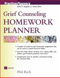Grief Counseling Homework Planner, Rich, Phil, 0471433187