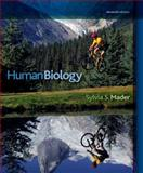 HUMAN BIOLOGY w/CONNECT PLUS, Mader, Sylvia, 0077403185