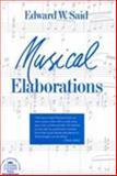 Musical Elaborations 9780231073189