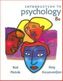 Introduction to Psychology, Plotnik, Rod and Kouyoumdjian, Haig, 0495103187