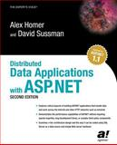 Distributed Data Applications with ASP.NET, Homer, Alex and Sussman, David, 1590593189