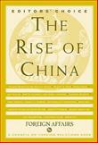 Rise of China, J.F. Hoge, 0876093195