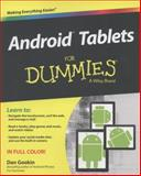Android Tablets for Dummies, Dan Gookin, 111854319X