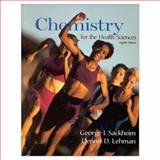 Chemistry for the Health Sciences, Sackheim, George I. and Lehman, Dennis D., 0137443196