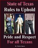 State of Texas Rules to Uphold, Therlee Gipson, 1479373192