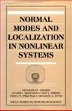 Normal Modes and Localization in Nonlinear Systems, Vakakis, Alexander F. and Manevitch, Leonid I., 0471133191