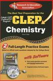 The CLEP Chemistry : College-Level Examination Program, Reel, Kevin R., 0738603198