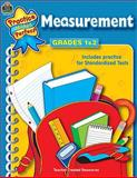 Measurement, Grades 1-2, Teacher Created Resources Staff, 0743933192
