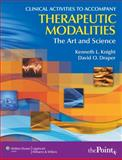 Therapeutic Modalities Lab Manual, Knight, Andrew, 078179319X