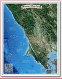 Sonoma and Marin Coast, California : Laminated, , 0974153192