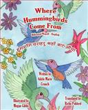 Where Hummingbirds Come from Bilingual Nepali English, Adele Crouch, 1493663194