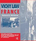 Vichy Law and the Holocaust in France, Weisberg, Richard H., 9057023199