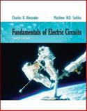 Fundamentals of Electric Circuits, Alexander, Charles and Sadiku, Matthew, 0077263197