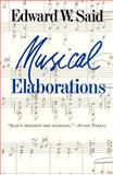 Musical Elaborations 9780231073196
