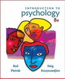 Introduction to Psychology, Plotnik, Rod and Kouyoumdjian, Haig, 0495103195