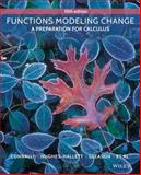 Functions Modeling Change : A Preparation for Calculus, 5th Edition, Connally, Eric, 1118583191