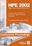 Hpe 2002 : Cologne, Germany, 13-14th November 2002 - Rapra Conference Proceedings, , 1859573193