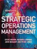 Strategic Operations Management 9780750663199
