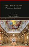Saadi's Bostan aus dem Persischen übersetzt, Friedrich Ruckert, 1607243199
