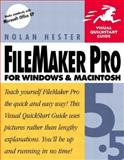 Filemaker Pro 5.5 for Windows and Macintosh, Hester, Nolan, 0201773201