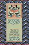 Modern Austria 9780521303200