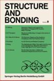Structure and Bonding, Hemmerich, P. and Jørgensen, C. K., 3540053204