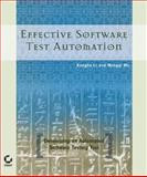 Effective Software Test Automation, Kanglin Li and Mengqi Wu, 0782143202
