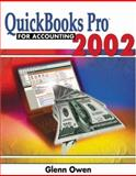 Quickbooks Pro 2002 for Accounting, Owen, Glenn, 0324203209