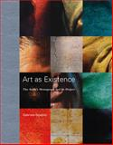 Art as Existence : The Artist's Monograph and Its Project, Guercio, Gabriele and Guercio, G., 026251320X
