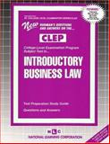 Introductory Business Law, Jack Rudman, 0837353203