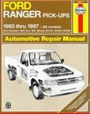 Hyns Ford Ranger, 1993-1997 9781563923203