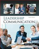 Leadership Communication, Barrett, Deborah, 0073403202