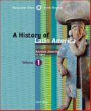 A History of Latin America 9780618783205