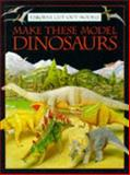 Dinosaurs Cut-Out Model, Iain Ashman, 0746013205
