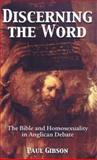 Discerning the Word, Paul Gibson, 1551263203