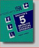 Griffith's 5-Minute Clinical Consultant, 1996, Dambro, Mark R., 0683023209
