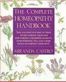 The Complete Homeopathy Handbook 1st Edition