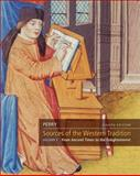 Sources of the Western Tradition, Volume 1, Perry, Marvin, 0495913200