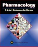 Pharmacology : A 2-in-1 Reference for Nurses, Springhouse Publishing Company Staff, 1582553203