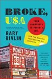 Broke, USA, Gary Rivlin, 0061733202